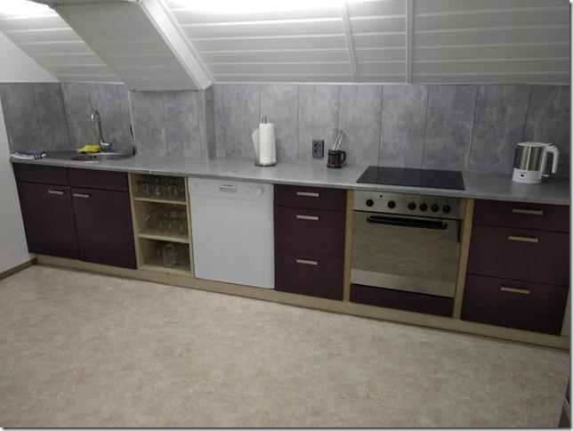 Neue Küche für die KSG