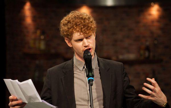 Poetry Slam – Erik Leichter