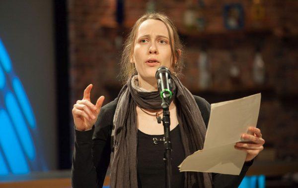 Poetry Slam – Gesine Schäfer