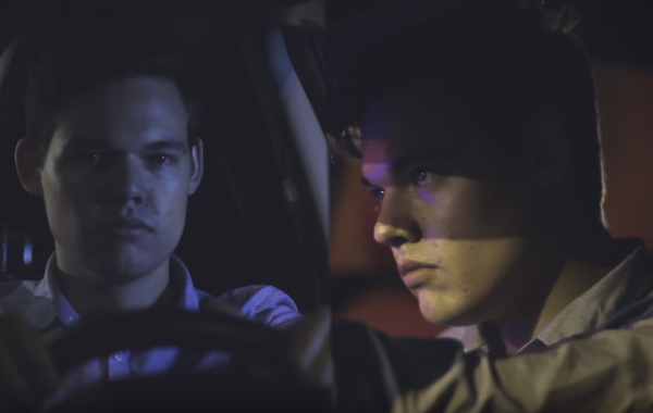 Lighting a fast-paced car scene