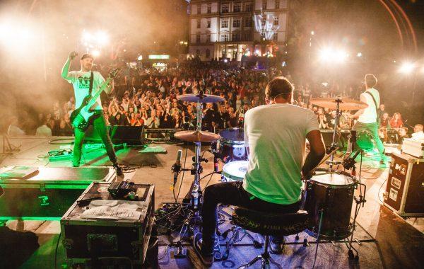 Campusfestival Mittweida 2016
