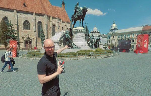 Eriks Welt – Cluj-Napoca