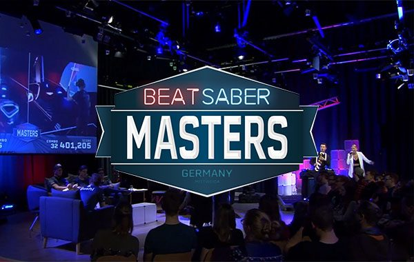 You & Me (Madstep) // Finale // Beat Saber Masters Germany